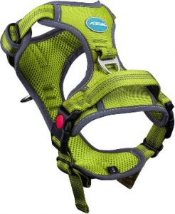 Thinkpet No Pull Harness Breathable Sport Harness With Handle Reflective Padded Dog Safety Vest Ad