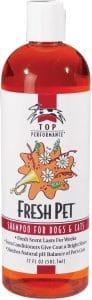 Top Performance Fresh Pet Shampoo, 17 Ounce