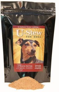 U Stew For Dogs Make Your Own Complete Cooked Dog Food At Home!