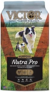 Victor Purpose Nutra Pro, Dry Dog Food