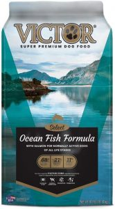 Victor Select Ocean Fish Formula, Dry Dog Food