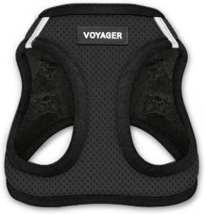 Voyager Step In Air Dog Harness All Weather Mesh, Step In Vest Harness For Small Dogs And Cats By