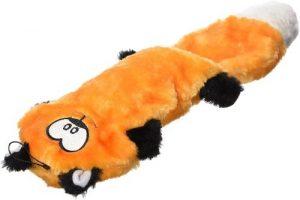 Zippypaws Zingy No Stuffing Durable Squeaky Plush Dog Toy