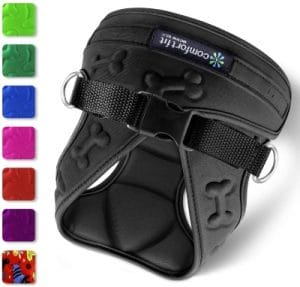 Metric Usa Comfort Fit Pets No Pull Small Dog Harness Vest ● Easy To Put On & Take Off ● Soft Padd
