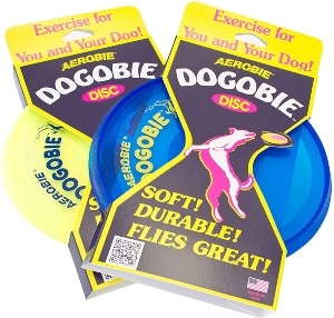 Aerobie Dogobie Disc Outdoor Flying Disc For Dogs Colors May Vary