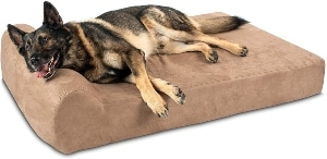 Big Barker 7 Pillow Top Orthopedic Dog Bed For Large And Extra Large Breed Dogs (headrest Edition) (1)