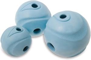 Canine Hardware Chuckit Whistler Ball Medium (2 Pack)