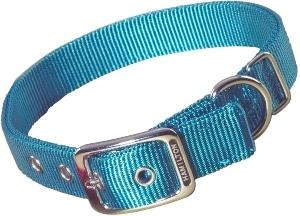 Hamilton Double Thick Nylon Deluxe Dog Collar
