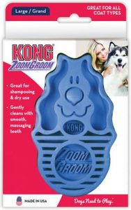 Kong Dog Zoomgroom Multi Use Brush