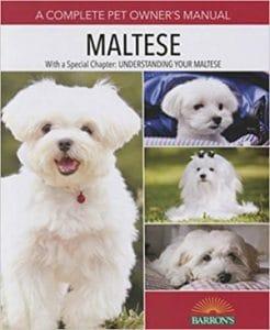 Maltese (complete Pet Owner's Manual) Paperback – July 1, 2015