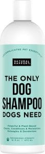 Natural Rapport Pet And Dog Shampoo Natural Rapport, The Only Dog Shampoo Dogs Need Complete Was