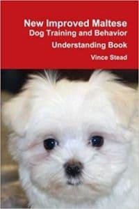New Improved Maltese Dog Training And Behavior Understanding Book Paperback – March 28, 2013