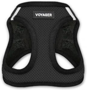Voyager Step In Air Pet Harness – All Weather Mesh, Step In Vest Harness For Small Dogs And Cats By