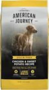 American Journey Large Breed Dry Dog Food