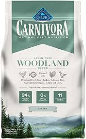 Blue Buffalo Carnivora Woodland Blend