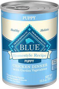 Blue Buffalo Homestyle Recipe Puppy Chicken Dinner