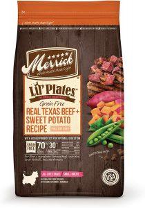 Merrick Lil' Plates Beef & Sweet Potato Recipe