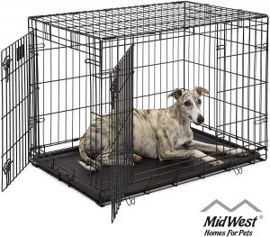 Midwest Lifestages Wire Dog Crate