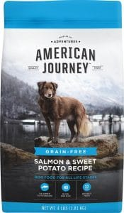 American Journey Salmon & Sweet Potato Recipe Grain Free Dry Dog Food