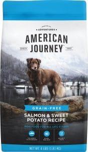 American Journey Salmon & Sweet Potato Recipe Grain Free Dry Food