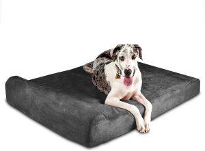 Big Barker Headrest Pillow Dog Bed