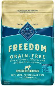 Blue Buffalo Freedom Adult Lamb Recipe Grain Free Dry Dog Food