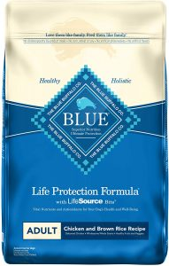 Blue Buffalo Life Protection Formula Adult Chicken And Brown Rice Recipe Dry Dog Food