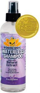 Bodhi Dog Waterless Lavender Dog, Cat & Small Animal Dry Shampoo