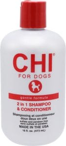 Chi Gentle 2 In 1 Dog Shampoo And Conditioner