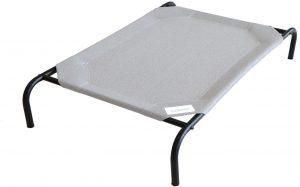 Coolaroosteel Framed Elevated Dog Bed