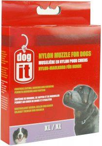 Dogit Nylon Dog Muzzle