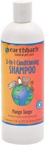 Earthbath 2 In 1 Mango Tango Conditioning Dog & Cat Shampoo