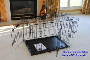 Elitefield 3 Door Wire Dog Crate
