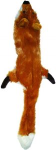 Ethical Pet Skinneeez Forest Series Squirrel Stuffing Free Dog Toy