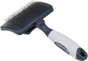 Evolution Self Cleaning Dog Slicker Brush