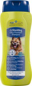Furminator De Shedding Ultra Premium Shampoo For Dogs