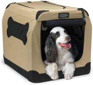Firstrax Petnation Port A Crate E Series Collapsible Soft Sided Dog Crate