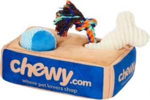 Frisco Hide And Seek Plush Chewy Box Puzzle Toy