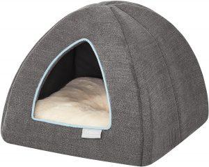 Frisco Igloo Covered Dog Bed