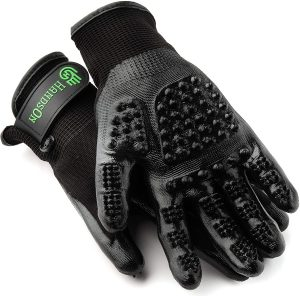 Handson All In One Bathing & Grooming Gloves