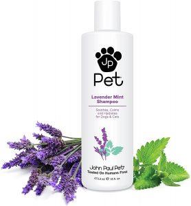 John Paul Pet Lavender Mint Dog And Cat Shampoo