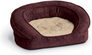 K&h Pet Products Deluxe Orthopedic Bolster