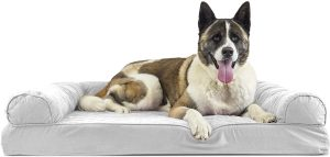 K&h Pet Products Orthopedic Bolster Dog Bed