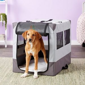 Midwest Canine Camper Single Door Collapsible Soft Sided Dog Crate