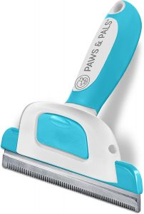 Paws & Pals Best In Show Dog & Cat Deshedding Tool