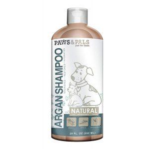 Paws & Pals Natural Argan Dog & Cat Shampoo