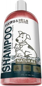 Paws & Pals Oatmeal, Shea Butter And Aloe Vera Shampoo