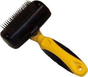 Pet Republique Self Cleaning Slicker Brush