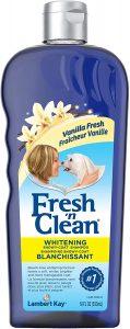 Petag Fresh 'n Clean Whitening Snowy Coat Dog Shampoo