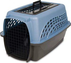 Petmate Two Door Top Load Dog Crate